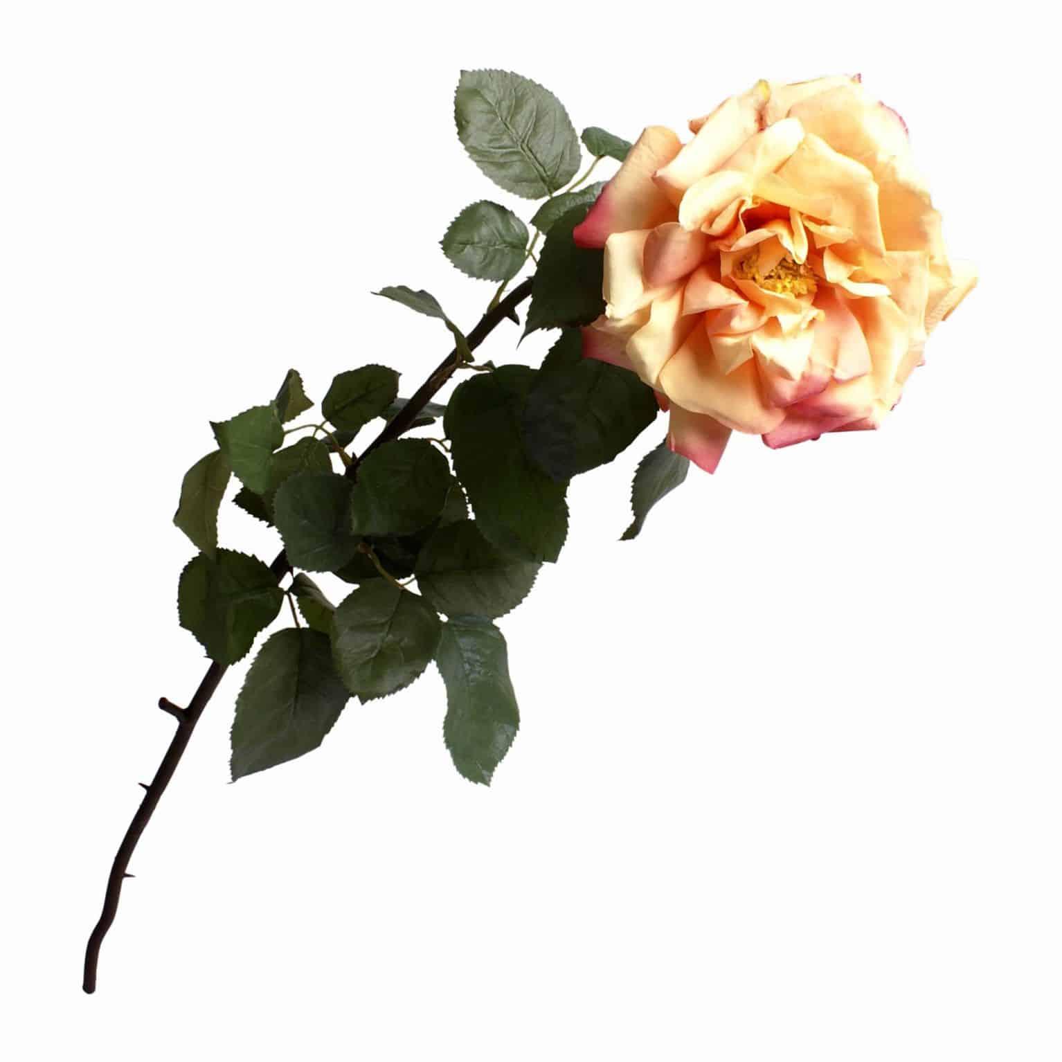 Buy our unique faux rose
